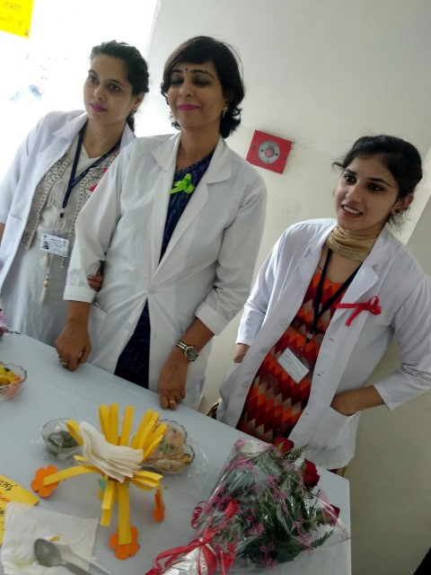 'Nutrition week' celebrated at Ivy Hospital