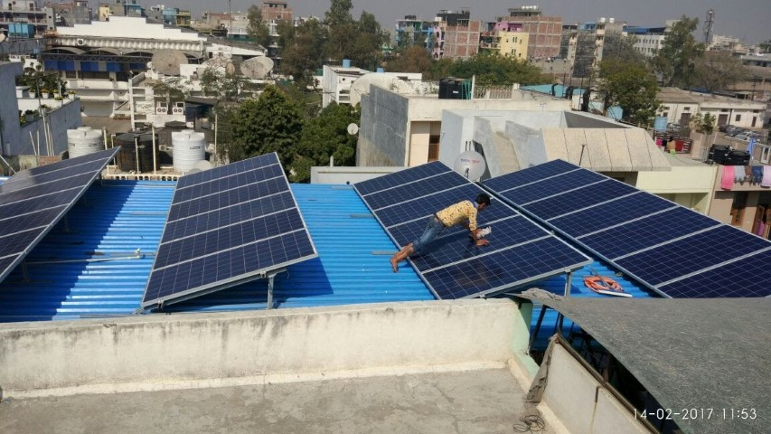 Give your career a new wings with training from Governmental solar sector