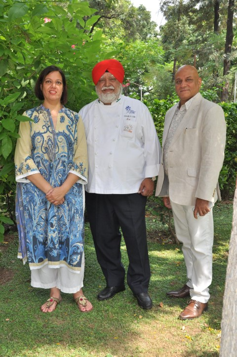 Chef Manjit Gill helms World Heritage Cuisine Summit & Food Festival at Qila Gobindgarh in Amritsar