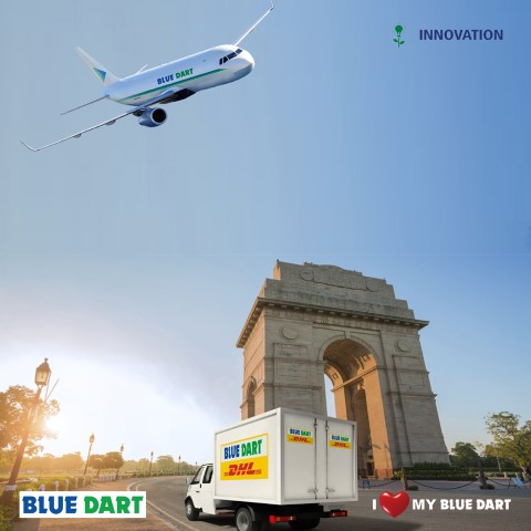 Blue Dart achieves 100% pin code coverage in Punjab and Chandigarh