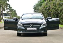 Mercedes-Benz India launches the CLA Urban Sport