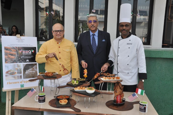 BBQ Americao food festival starts at Welcomhotel Bella vista