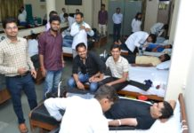Blood Donation Camp at NIPER, SAS Nagar