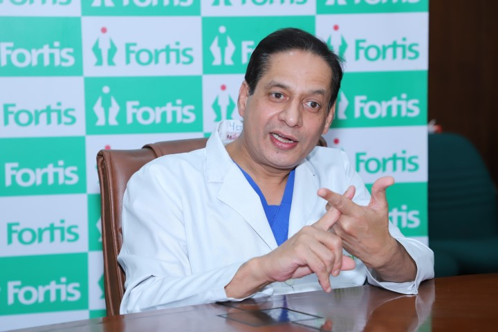 Dr. Jaswal from Fortis Hospital to attend Serbian conference on Interventional Cardiology
