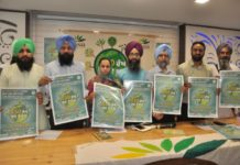EcoSikh Launches a Global Tree Planting Campaign