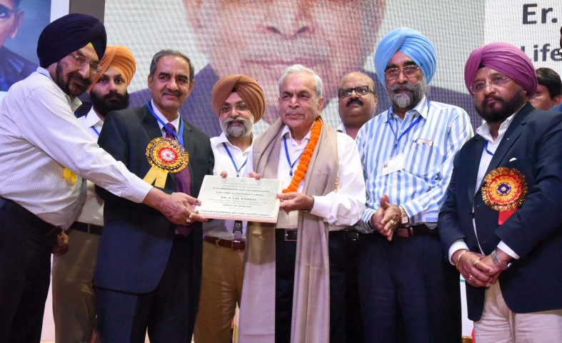 51st Engineers Day Observed by 'Punjabi Engineers Welfare Society'
