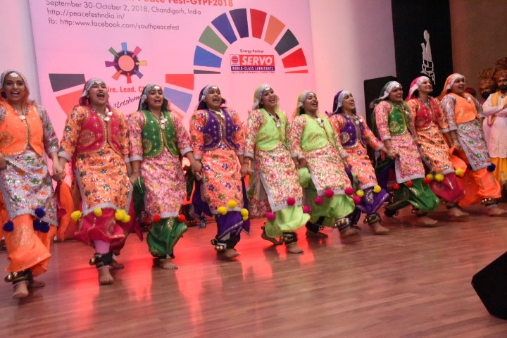 13thGlobal Youth Peace festival kicks off with a clarion call to forge youth partnerships for a better world
