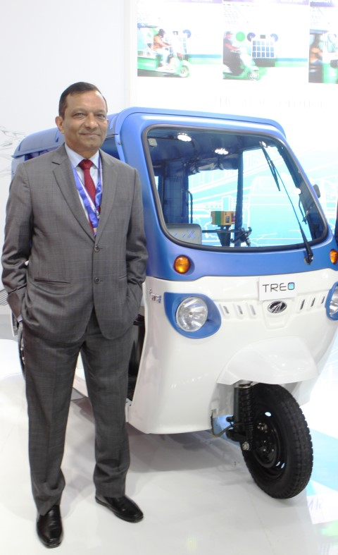 Mahindra promises longest range for electric three-wheeler segment with its Treo range