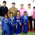 Kartik N Pujari and Shaveta Pandit win gold Medal