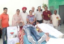 Future City Developers Pvt. Ltd.organized a Blood Donation Cam