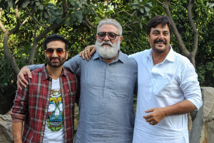 Producers Avtar Singh Bal and Bikram Bal announce two Punjabi films, M Hundal to direct both the projects