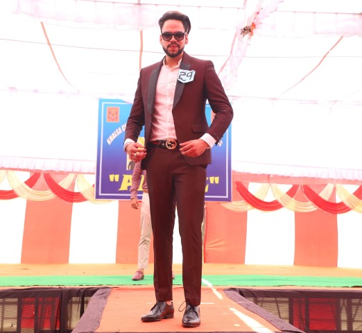 Khalsa College (Asr) of Technology and Business Fresher's Set Stage on Fire