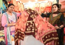 Sargi aur Diya Exhibition Showcasing Diwali & Karvachauth Fashion Opens in City Beautiful