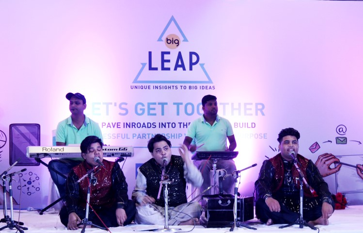 Ali brothers spread melody in the air on BIG FM's Annual meet