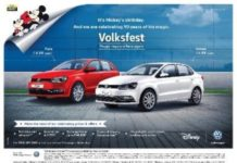 Volkswagen Celebrates 90 Years of Mickey Mouse's Magic with Volksfest 2018