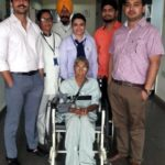 72-yr woman undergoes rare reverse shoulder arthroplasty at Hoshiarpur