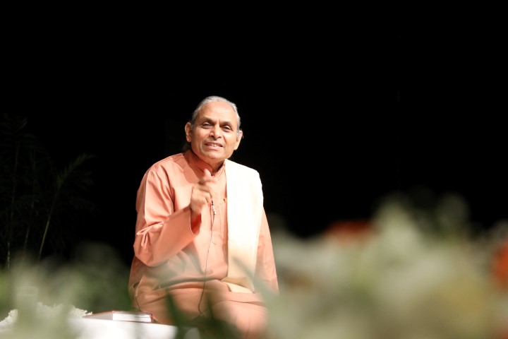 You Can Win the Battle of Life Through Meditation- Swami Smaranananda Giri