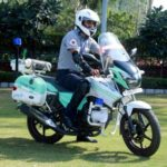 'First Responder Bikes' also introduce to provide timely medical assistance