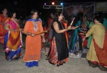 Dandiya Fest at Brilliance World School