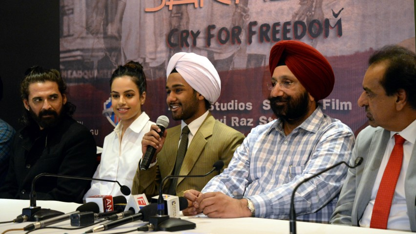 'Sarabha – Cry for Freedom' to inspire youth