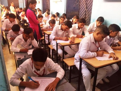 Maharishi Dayanand Public School organizes Essay Writing Competition