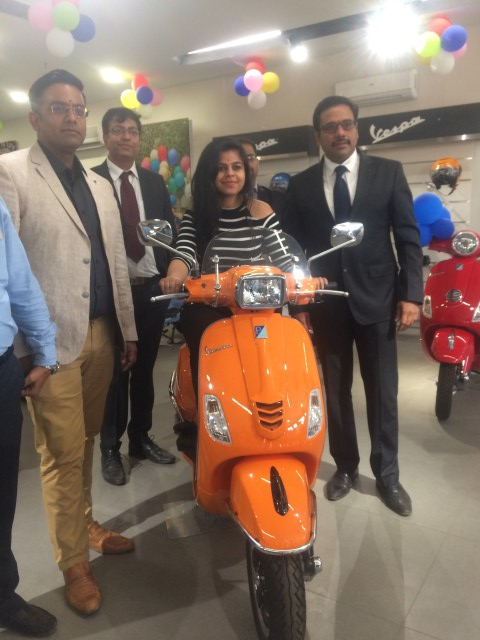 Piaggio India brings the iconic Vespa and sporty fun Aprilia