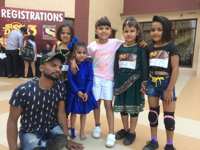Sony Entertainment Television's Super Dancer Chapter 3 audition ends