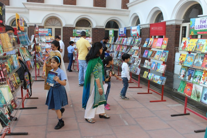 Book Fair at RIMT World School