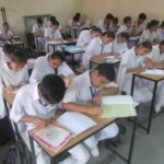 """""""Students of IS Dev Samaj School participated in an event held to popularise science."""""""