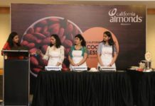 Importance of Almonds in daily life by chef Ranvijay Singh&nutritionist Aastha Khungar