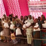 Dera Sacha Sauda Volunteers provide ration to needy families on occasion of World Food Day