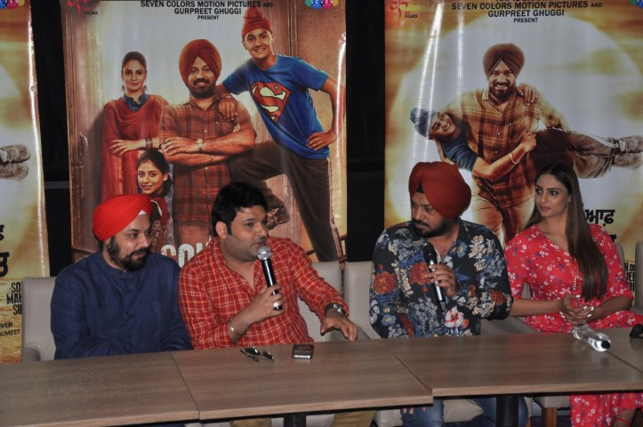 Celebrity Stand Up Comedy King Kapil Sharma Turns Film Producer