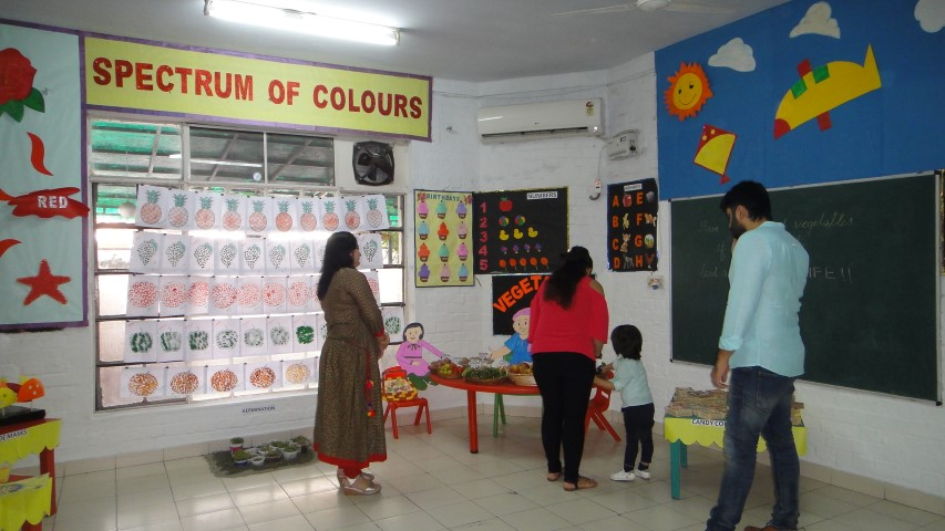 Woodlands House School organised Annual Art & Craft Exhibition