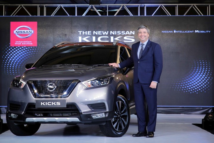 First look of new Nissan's 'KICKS' unveiled