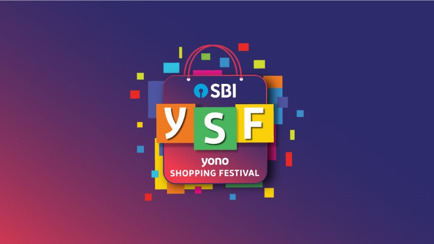 SBI launches YONO Shopping Festival; offering customers up to 40% discount
