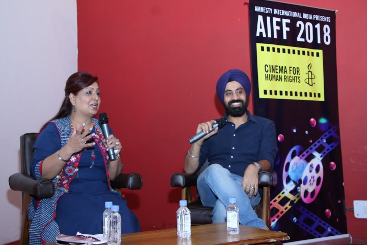 First 'Cinema for Human Rights' by Amnesty India