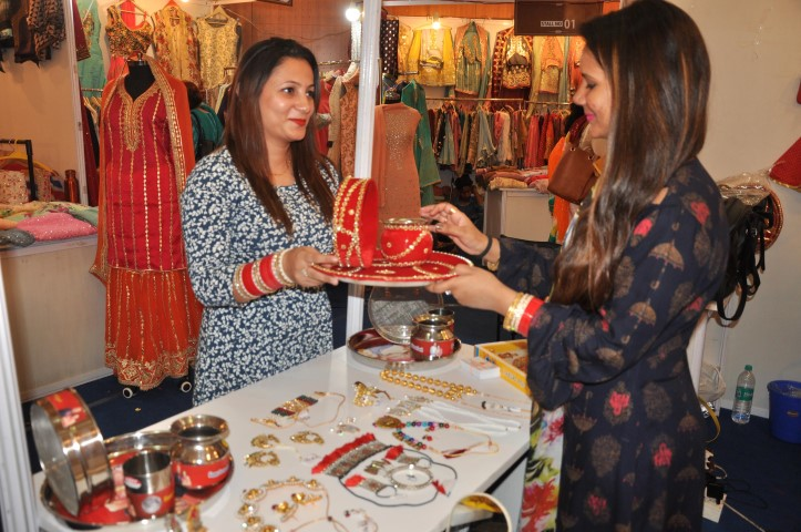 Karwa Chauth & Diwali special' Fashion & Lifestyle exhibition