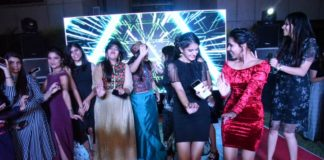 Fresher's party held at NIIFT, Mohali