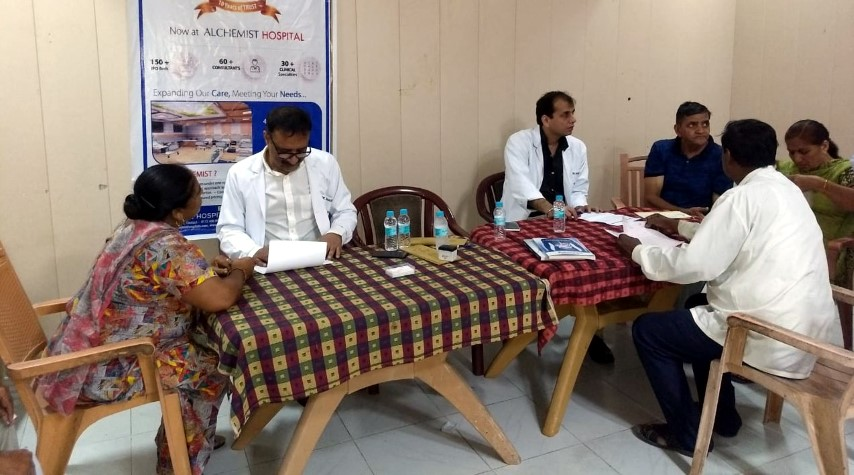 150 attend free heart checkup camp at Ambala