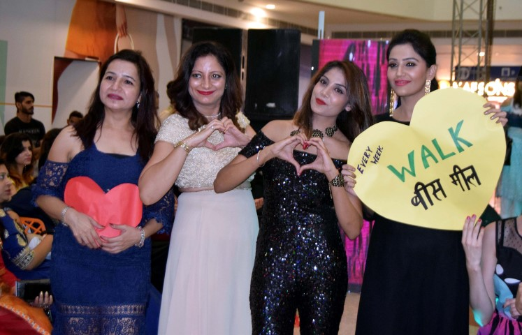Docs walk the ramp for healthy heart