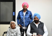 """Ballooning of aorta successfully treated by a Rare Chimney Graft Surgery in tricity A landmark surgery on 88-year old Chhotti Kaur 23 November, 2018: As a landmark surgery, which is not regularly practiced in the Chandigarh tricity region, an 88-year old woman was successfully treated for the ballooning of aorta through a rare Chimney Graft Surgery. According to Dr Gaurav Singal, Vascular Surgeon, Grecian Super Specialty Hospital, """"The patient, Chhotti Kaur from Pattra village in district Patiala, approached us recently with an impending rupture of Thorasic Aorta (ballooning of the main blood vessel from the heart carrying blood to different organs of the body). She visited different hospitals in the periphery, but was referred to higher center for the surgery. The patient came to us and we explained her regarding the disease and its options. She had hoarseness of voice, suggestive of impending rupture of thorasic aorta. Open surgery was an option, but carried high mortality rate in view of the nature of surgery and age of the patient."""" She was given the option of tackling the disease by endovascular method, means putting a tube through a small cut rather than doing a major open surgery. A stent grafting was done with a covered stent. The technical issue in this case was that the stent graft would have covered the blood vessel to the brain, leading to paralysis or stroke after the procedure. So the team planned an insertion of chimney graft into the neck vessel going to the brain along with the covered stent, which is called a chimney graft. The aneurism was so big in size that we had to insert a chimney to avoid stroke after surgery. Post operation, the patient was fine. """"This case was unique and rare because of age of the patient and complexity of the procedure. Chimney grafts along with a covered stent are used in patients who are considered as high risk cases in surgery,"""" added Dr Singal, who was assisted by Dr J S Sabharwal, Senior Cardiologist. Dr Shivpreet Si"""