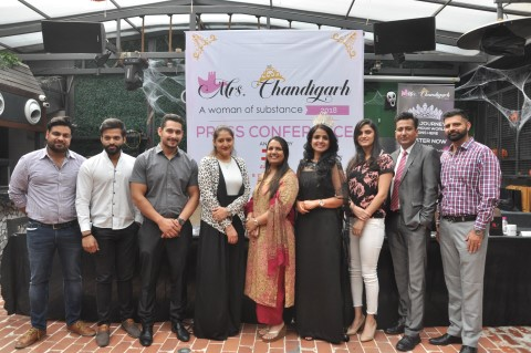Mrs Chandigarh a woman of substance 2018 to be held