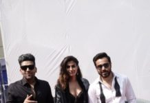 EMRAAN HASHMI AND GURU RANDHAWA SHOOT A 'CHEAT' SONG!