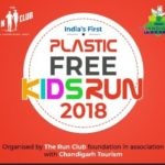 India's first plastic free kids run 2018 is being organised