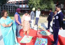 Chandigarh celebrated the third event of the State Level Kala Utsav-2018