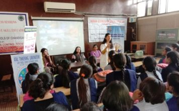 Chandigarh school teenagers will be sensitized against HIV/AIDS