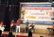 Students of Indo Global excelled in  PTU Inter Zonal Youth Festival