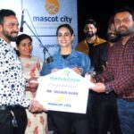 Enthralling performance by Punjabi Singer Sunanda Sharma at 17 Plaza