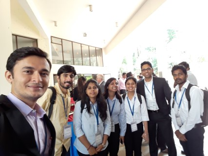 Students of NIPER SAS Nagar brought laurels at SSX-India Meeting
