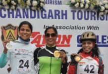 6th Edition of Chandigarh cyclothon held
